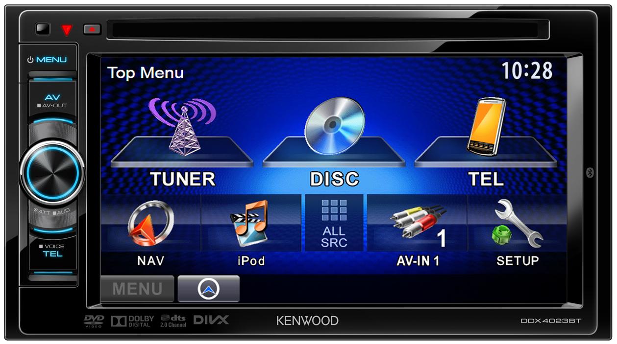 NEWS Kenwood 2013 Product Line Kenwood Car Audio