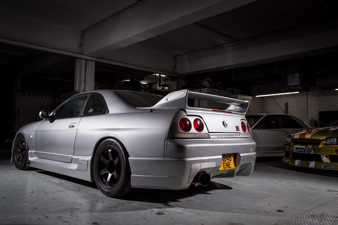 Kenwood Car Of The Week 3 Circuit Art R33 Gt R Kenwood Car