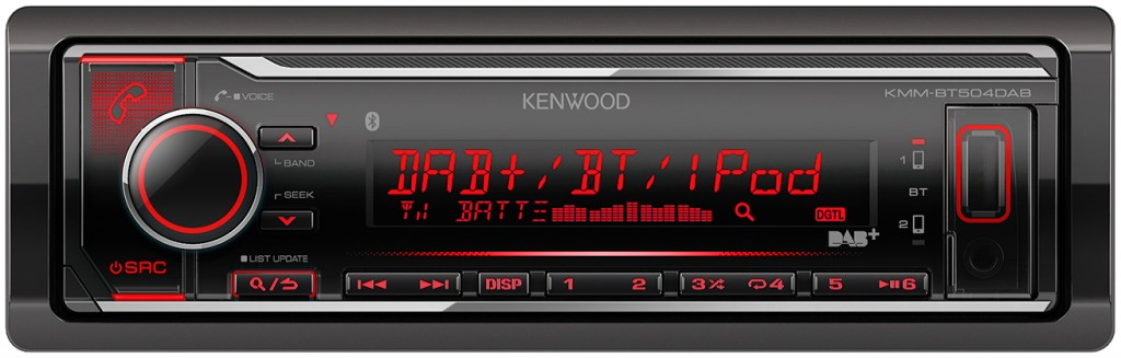 KMM-BT504DAB_E_B_F Red Display