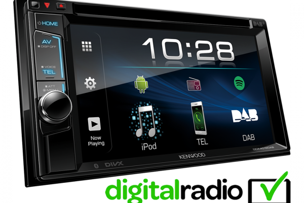 Want it all: DAB+, DVD and Bluetooth? Check out the DDX4018DAB