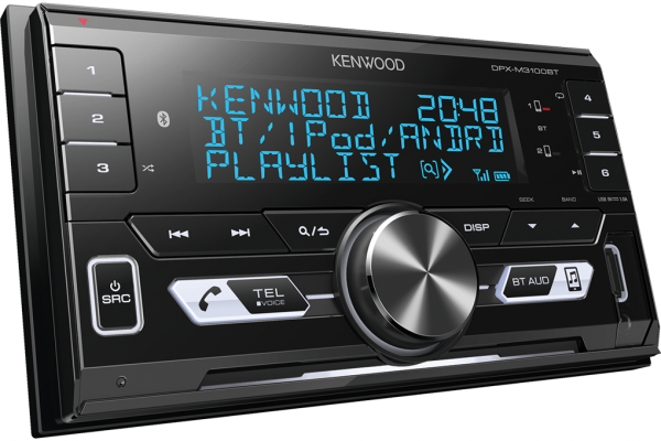Like your iPod or iPhone playlists? You'll love the DPX-M3100BT